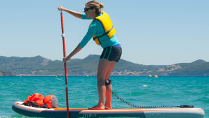 Hoe kies een stand up paddle board?
