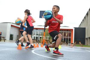 籃球遊戲─滿江紅和爬格子影片教學