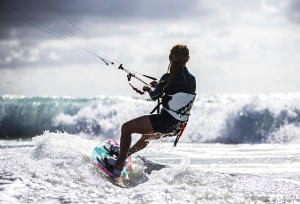 Kitesurf tips