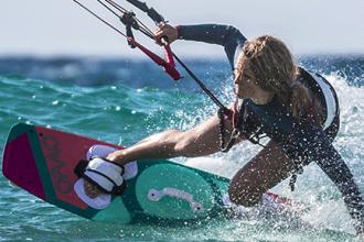 Kitesurf trapeze