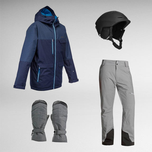 Checklist wintersport