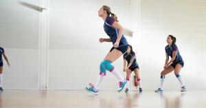 Hoe kies ik kniebeschermers volleybal