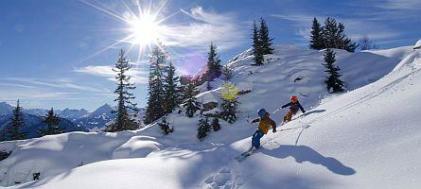 wintersport geschiedenis