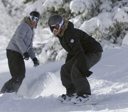 snowboarden geschiedenis
