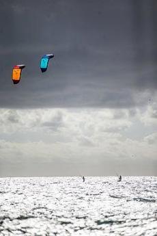 Kitesurf kites