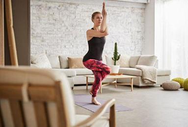 yoga flexibiliteit