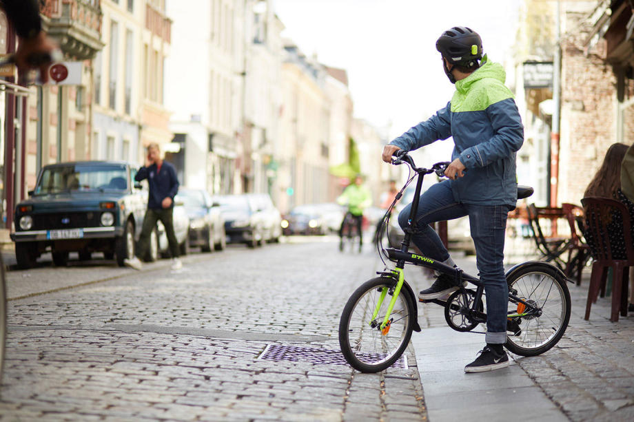 Soepel fietsen