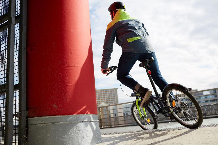 veilig fietsen in de winter