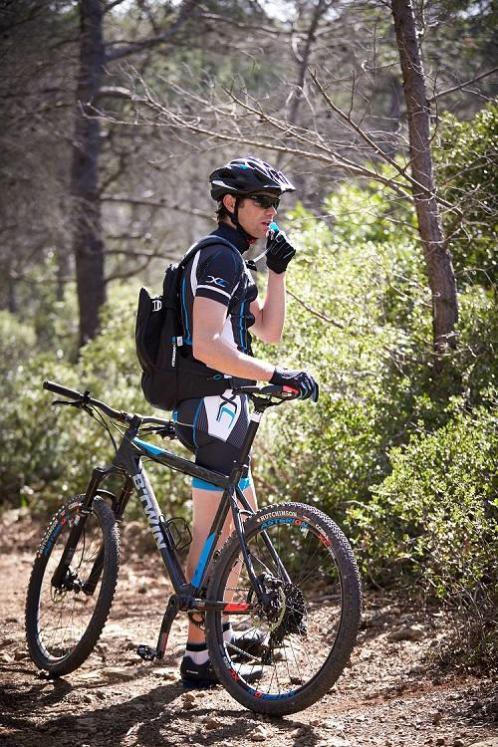 Hydrateren tijdens het fietsen