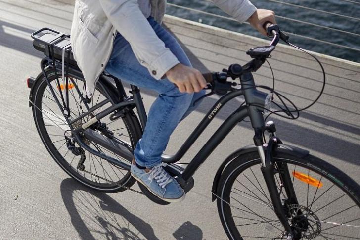 Het juiste fiets stuur