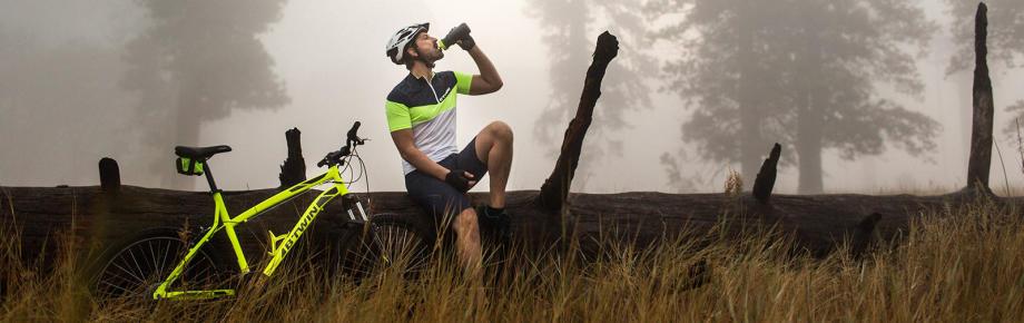 mountainbiken in het tussenseizoen