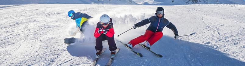 Het belang van een skihelm