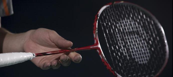 Badminton besnaring kiezen
