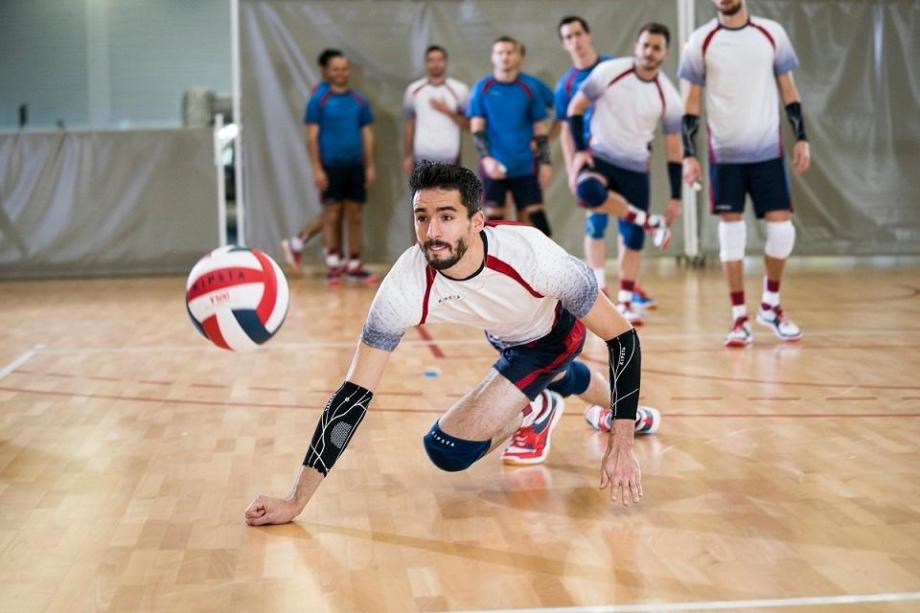 Kniebeschermers volleybal kiezen