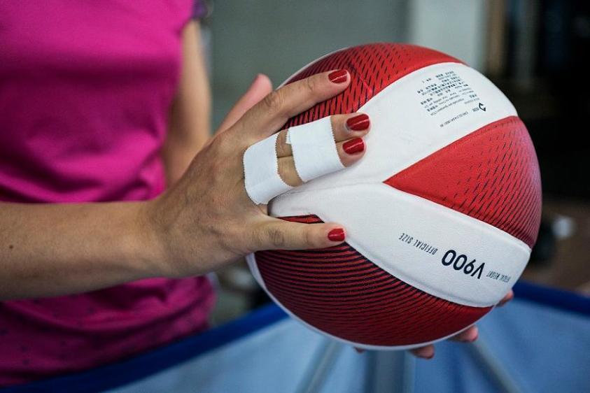 Volleybal kiezen
