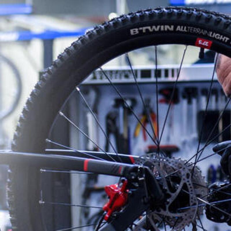 Decathlon kerékpár műhely szolgáltatások