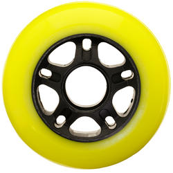 4 wielen voor inlineskates FIT voor volwassenen 80 mm 84A - 14608