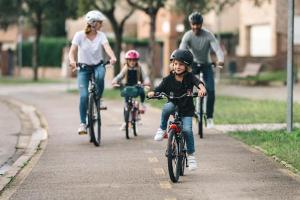 spv ciclismo bicicleta btwin