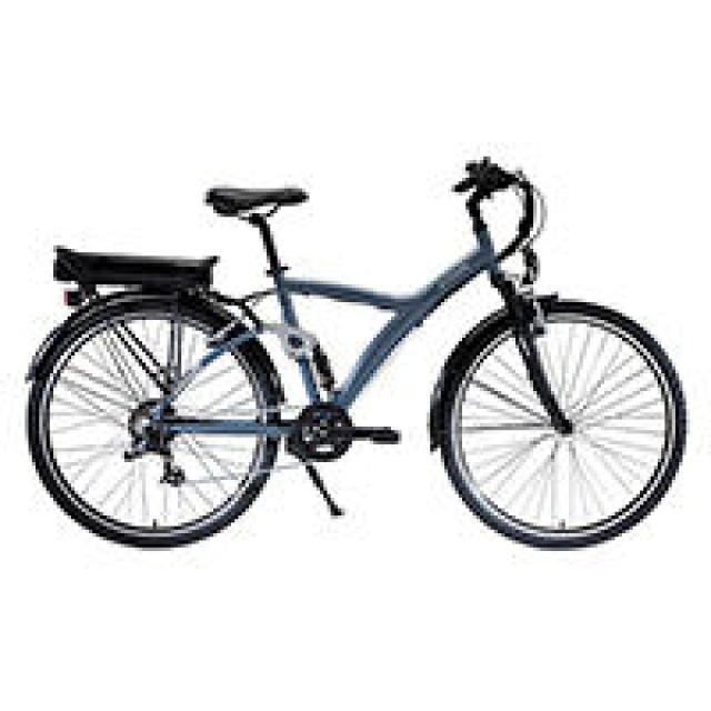 e bike original 900 fs b 39 twin decathlonsav. Black Bedroom Furniture Sets. Home Design Ideas