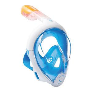 snorkeling máscara de passeio subaquático subea easybreath easy breath sav