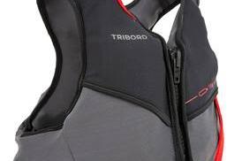GILET-FLOTTABILITE-WAIRGO-50N-NOIR-TRIBORD