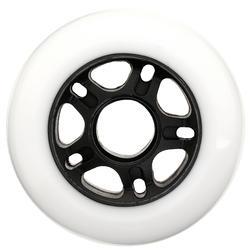 4 wielen Fit voor inlineskates van volwassenen 80 mm 80A - 14658