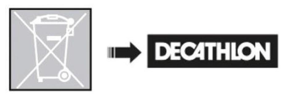 BTT ROCKRIDER e-ST 500 - Reciclaje batería