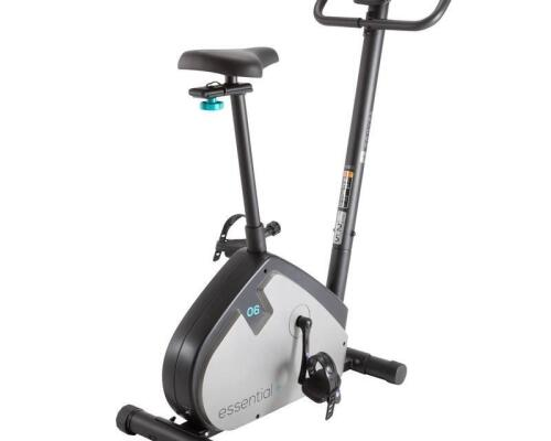 fitness cardio training sav velo appartement velo magnetique domyos