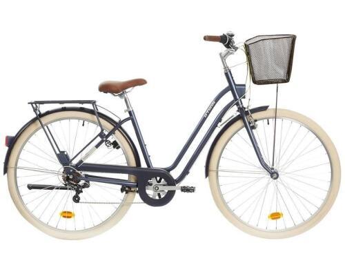 bicicleta ciclismo spv bicicleta urbana elops