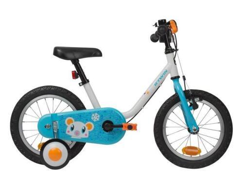 bicicleta ciclismo spv bicicleta infantil btwin