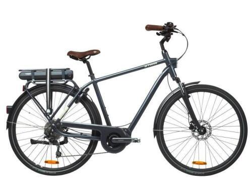spv btwin spv bicicleta eléctrica bicicleta elec bicicleta decathlon