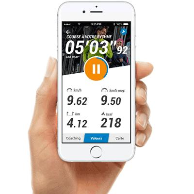 Decathlon coach app