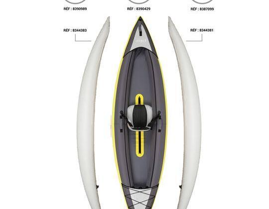 Pezzi di ricambio kayak Itiwit 1