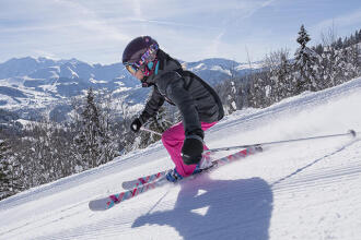 Hur väljer jag skidor till mitt barn?