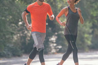OPTIMISE THE HEALTH BENEFITS OF ACTIVE WALKING, THIS EXCELLENT ENDURANCE SPORT (Import)