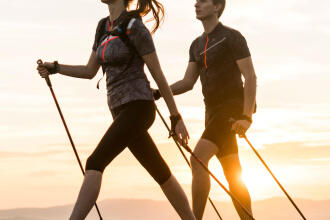 WHY NORDIC WALKING POLES ARE MORE THAN JUST A SIMPLE ACCESSORY ? (Import)