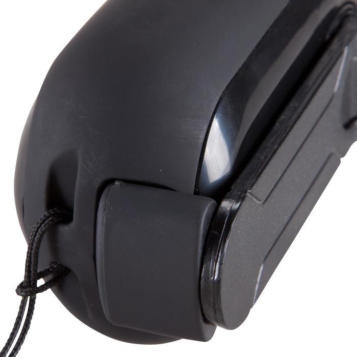 Lampe torche autonome DYNAMO 100 Noire - 8 lumens