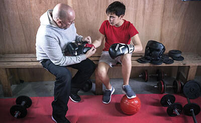 Boxing | How to choose your boxing gloves?