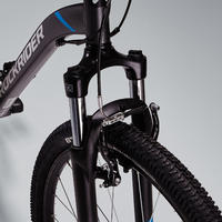 Sivi brdski bicikl ST 100 (27,5 inča)