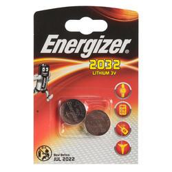 Set van 2 Energizer CR2032-batterijen 3 volt