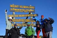 Kilimanjaro Récit trek montagne