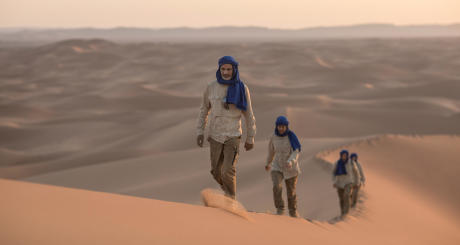 Qu'est-ceque le trekking désert ?