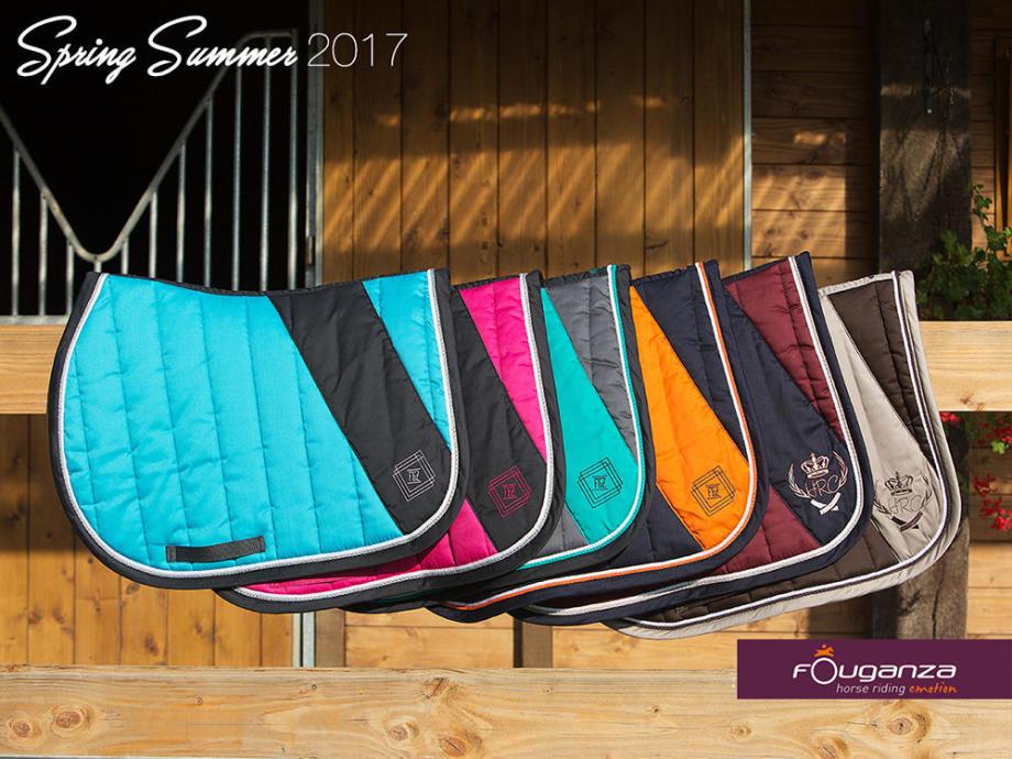 Collection printemps été 2017 Fouganza
