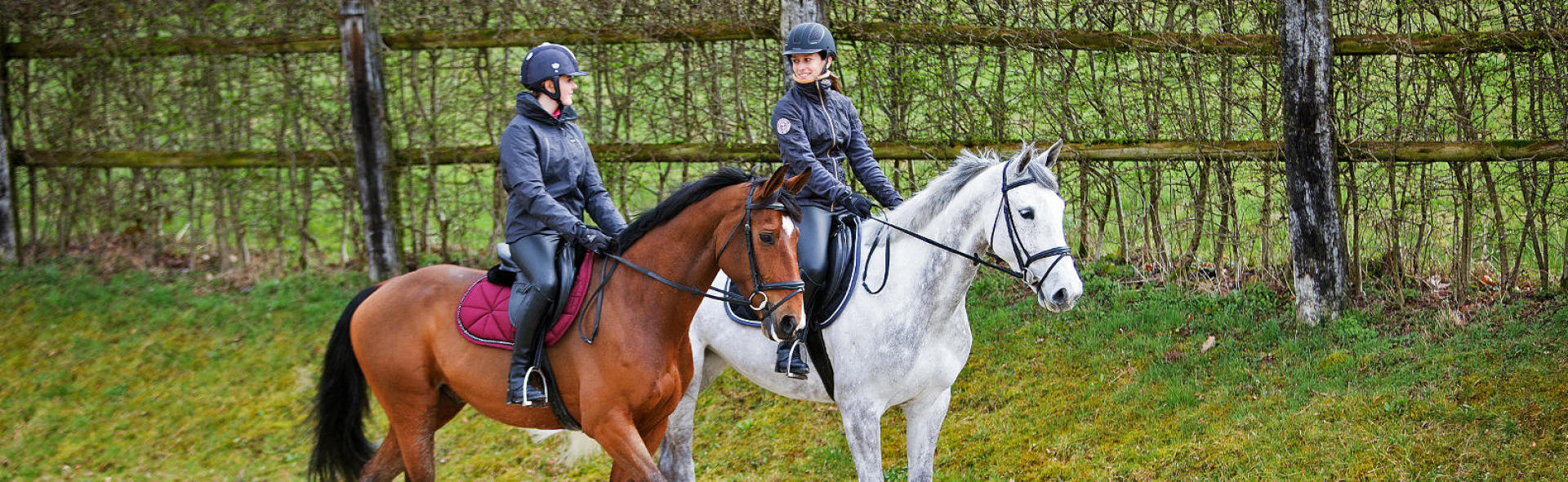 equitation hiver