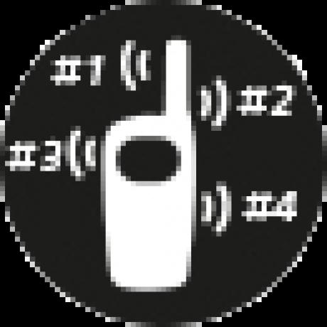 Talkie-Walkie talkie walkie talkie walkie enfant talkie walkie longue portée