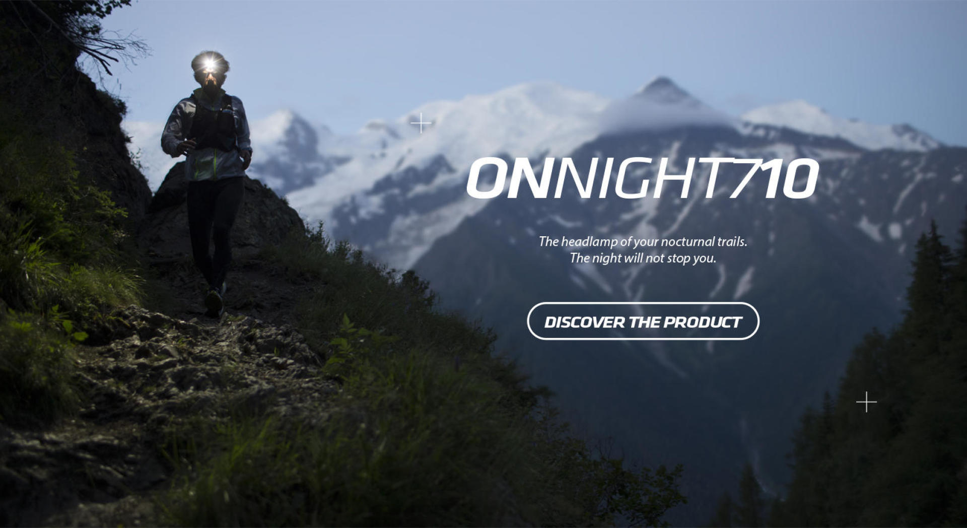 Discover our headlamp ONnight 710