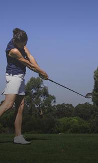 comment réussir ses départs au golf - inesis decathlon