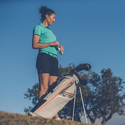 comment réussir ses départs au golf - cible inesis decathlon
