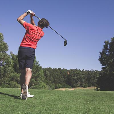comment réussir ses départs au golf - effet inesis decathlon
