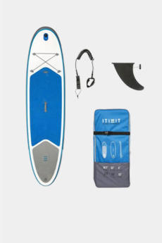 stand-up-paddle itiwit decathlon blue 10'7